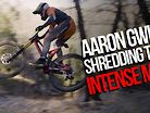 Aaron Gwin, Jack Moir and Neko Mulally Riding the Intense M29