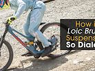 Why Does Loic Bruni's Suspension Work So Well?