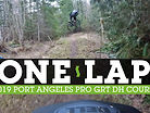 Downhill POV - 2019 Port Angeles Pro GRT Race Course