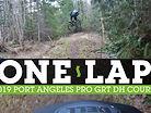 Downhill POV - 2019 Port Angeles Pro GRT Race Course