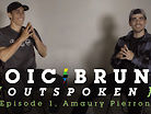 Loic Bruni Interviews Amaury Pierron - OUTSPOKEN, Episode 1