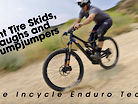 Front Tire Skids, Laughs and Stumpjumpers - Incycle Enduro Team