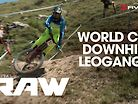 VITAL RAW - Scrubs, Skids and Speed in Leogang