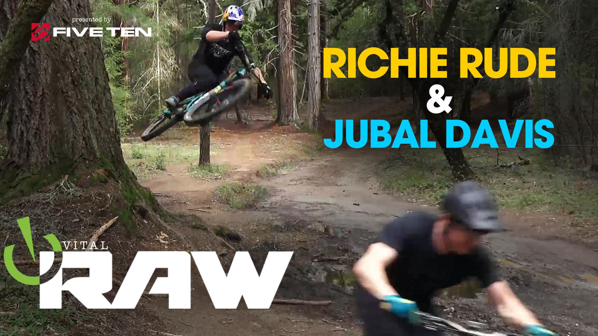 Vital RAW - Richie Rude and Jubal Davis