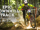 EPIC DOWNHILL TRACK! iXS European DH Cup #3, Abetone - Ruffstyle