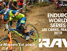 Vital RAW - Enduro World Series 2019 Les Orres, France - EDDIE WINS!