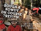ROWDY DH COURSE PREVIEW! 2019 iXS European Downhill Cup #5, Spicak