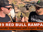 2019 Red Bull Rampage Freerider Interviews with Logan Binggeli