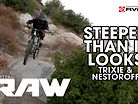 WAY STEEPER THAN IT LOOKS! Vital RAW with Nestoroff and Trixie
