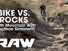 VITAL RAW - Bike vs. Rocks - Arizona Gnar with Jonathon Simonetti