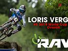 VITAL RAW - Loris Vergier, #5 - 2019 World Cup Downhill