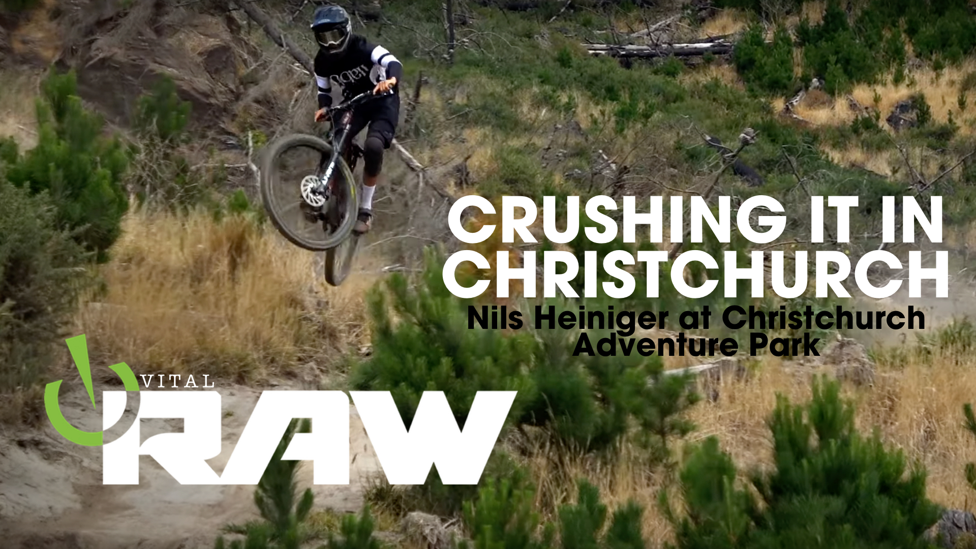 VITAL RAW - Crushing It In Christchurch