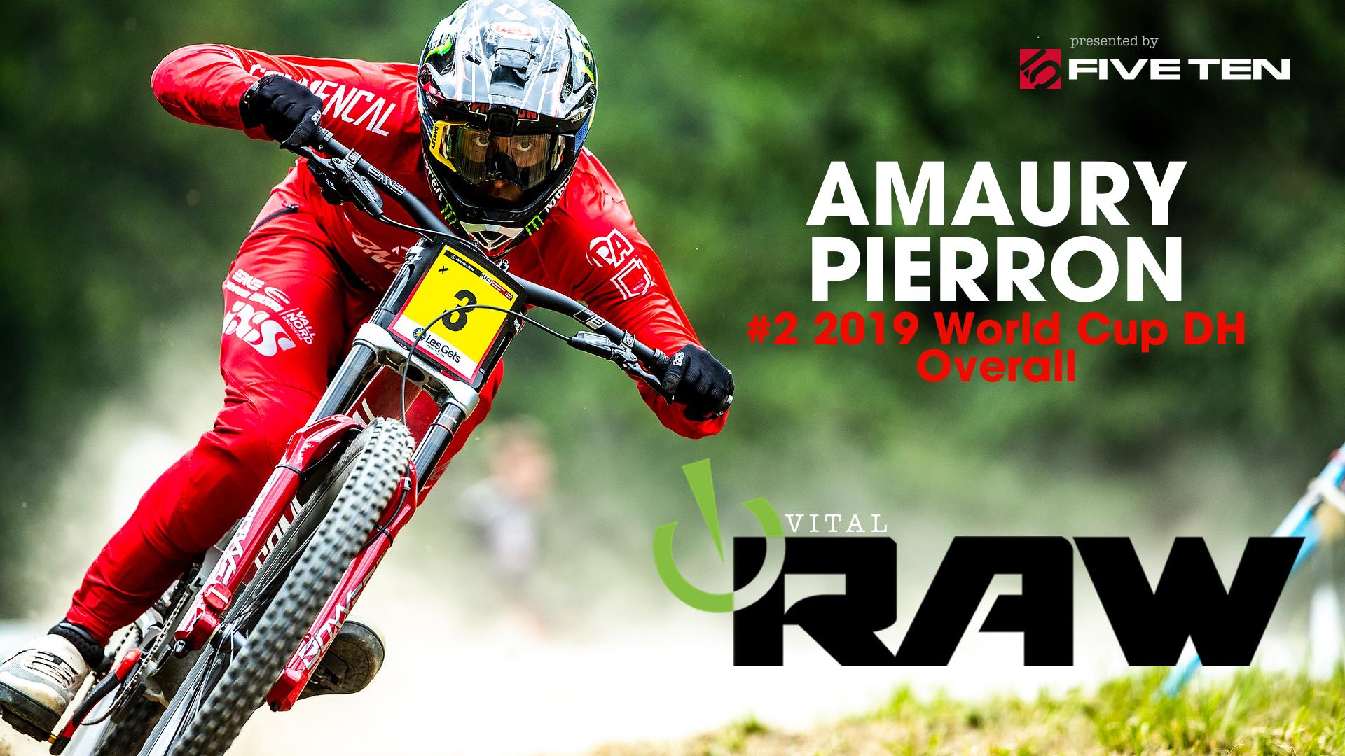 AMAURY PIERRON - Vital RAW