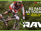 Racing As Fast As Today? Vital RAW - 2011 World Cup DH Flashback
