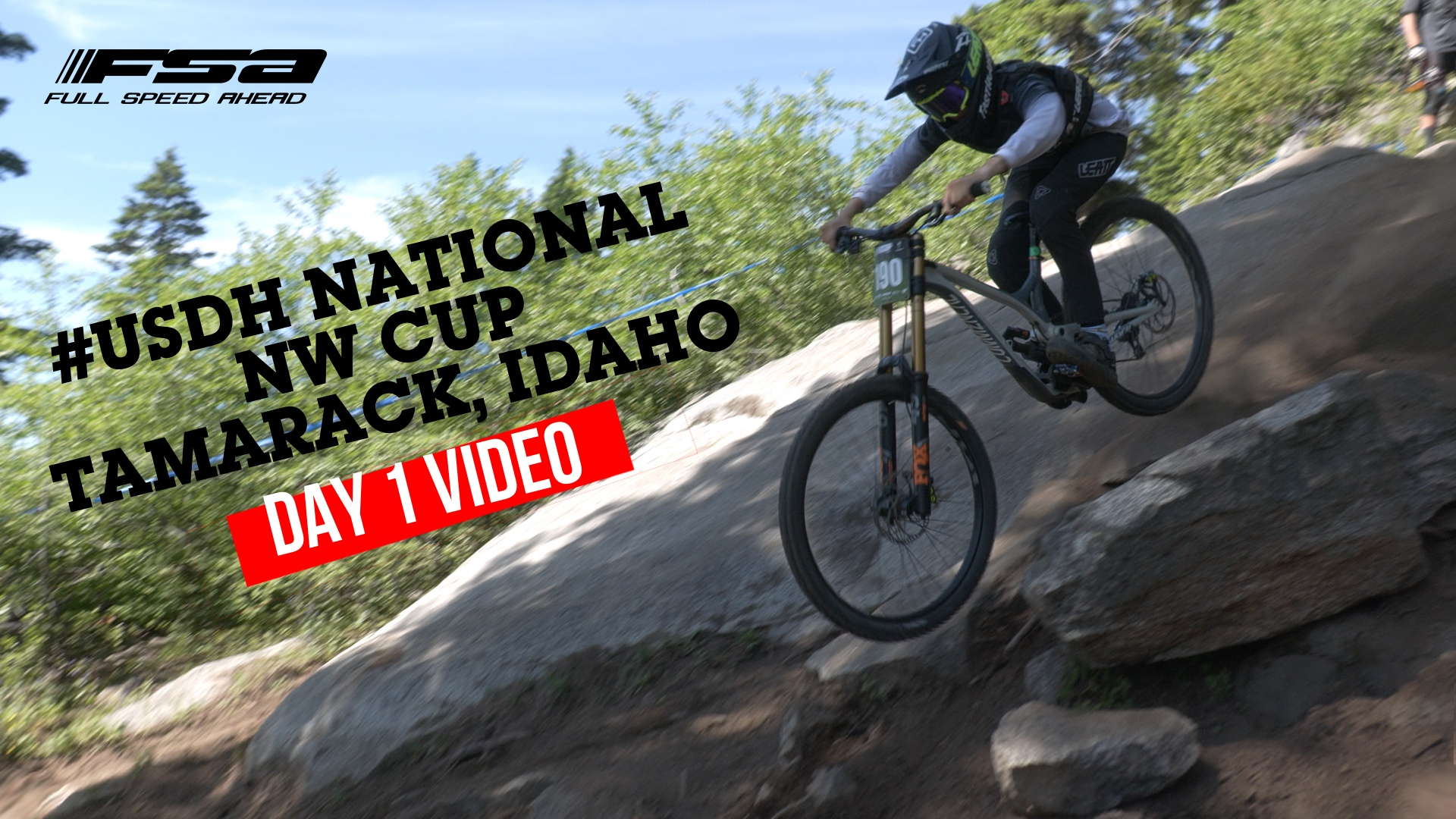 #USDH National / NW Cup Tamarack Day 1 Video