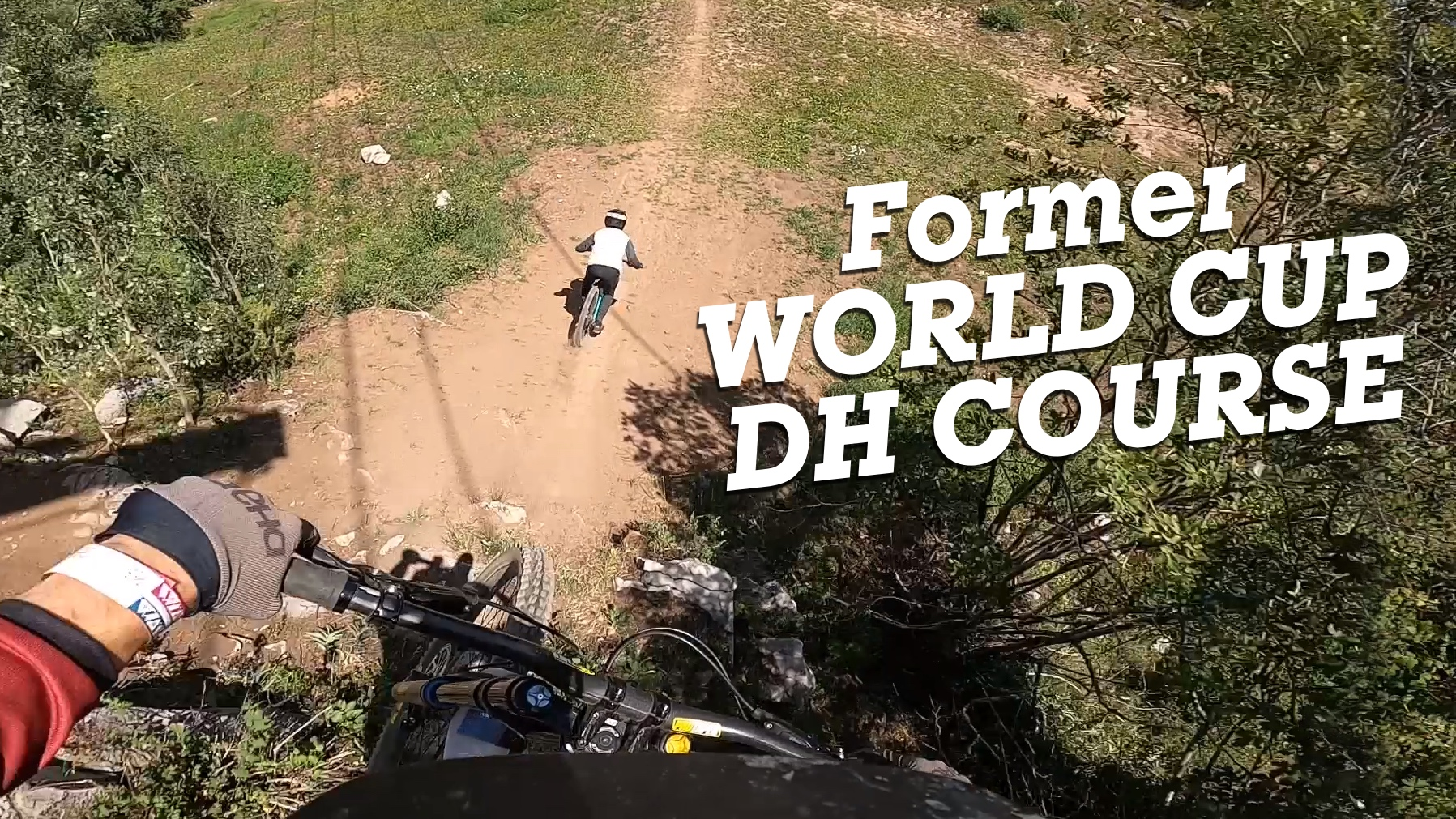 Old World Cup DH Track Still AWESOME! Durango / Purgatory POV