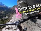 ENDURO WORLD SERIES IS BACK! Sven vs. Zermatt POV