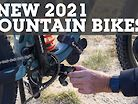 Three New MTBs in One Day - Pivot Mach 6, Evil Offering, Canyon Stoic