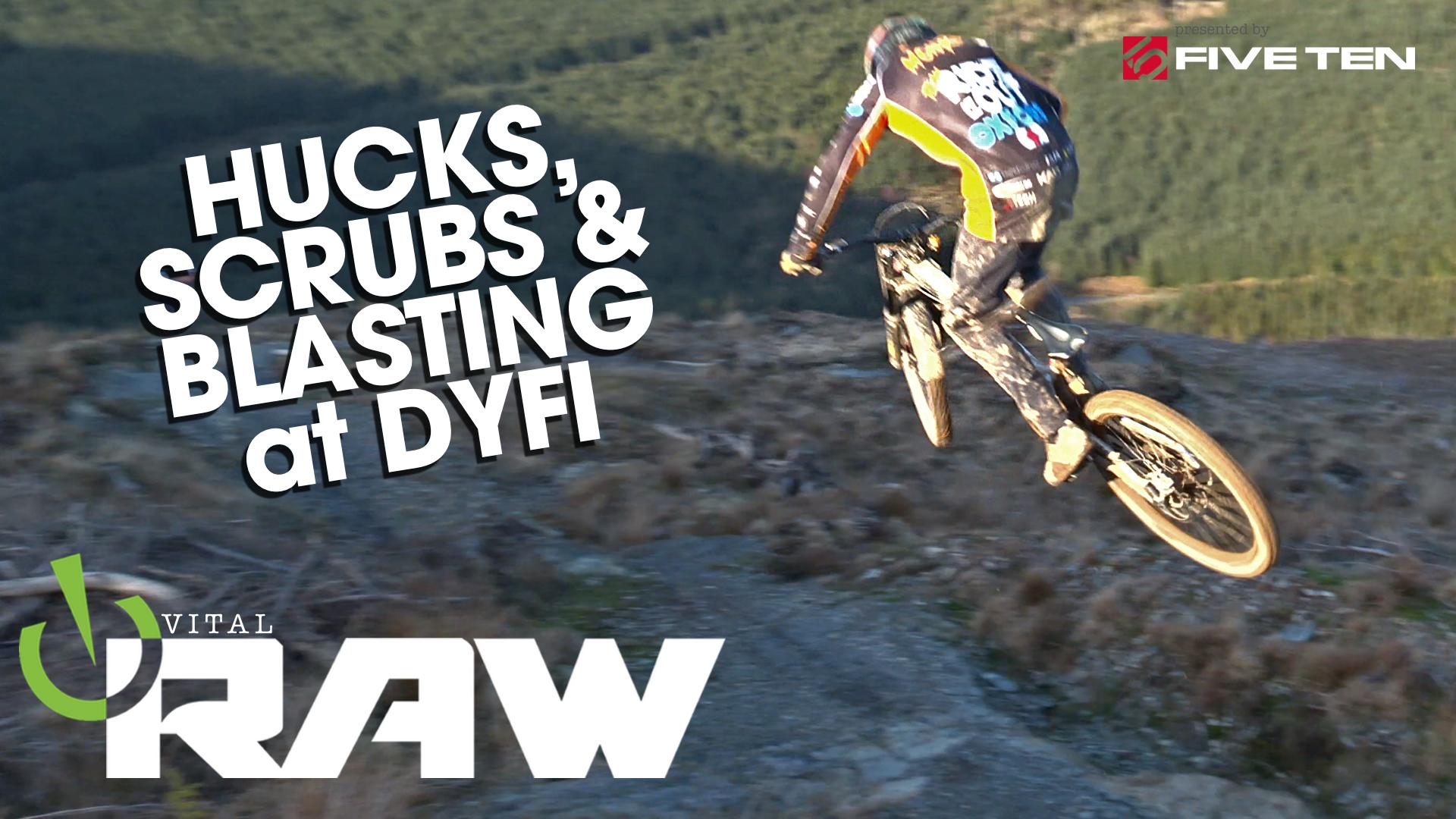DFYI Gone Wild - Vital RAW with Jim Monro and Crew