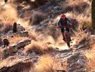 The Rocks Don't Know What Hit 'Em - Kirt Voreis, Geronimo Trail in Phoenix