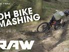 DOWNHILL BIKES GOING SMASH! - Vital RAW