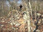 Yep. Missouri - Janker Ted on Powder Keg at Shepherd Mountain