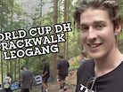 Leogang WORLD CUP DH Track Walk