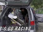 Let's Go Racing - Episode 2 - Moto in a Minivan