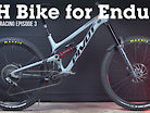 Pivot Phoenix DH Bike with a Singlecrown and AXS Dropper for Enduro? Let's Go Racing - Episode 3