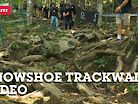 SNOWSHOE World Cup DH Trackwalk Video