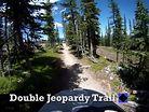 Double Jeopardy Trail at Trestle Bike Park