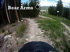 Bear Arms Trail at Trestle Bike Park