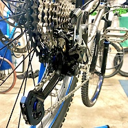 Chromag Rootdown Ti -in process