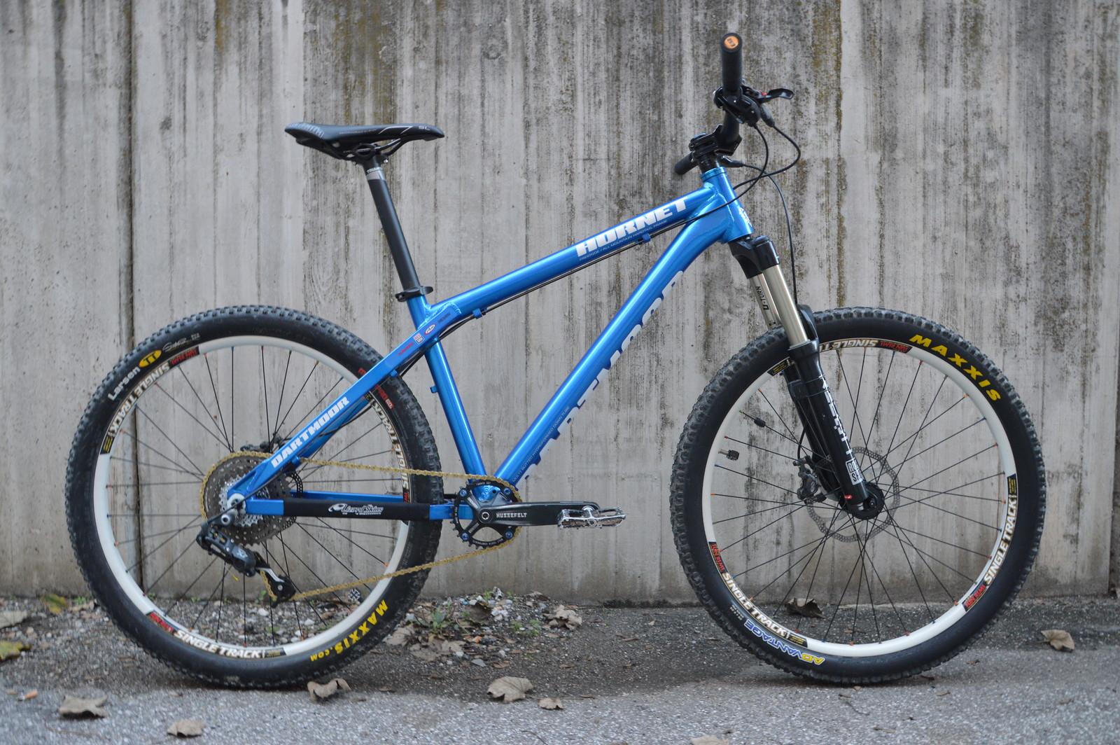 Dartmoor Hornet 2013 1x10 Federicoghini S Bike Check