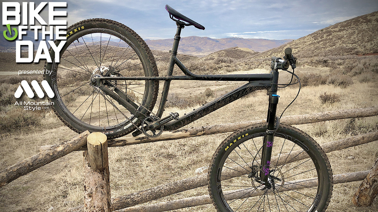 JMHV's Ridiculous(ly fun) Orbea Singlespeed