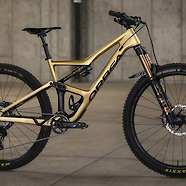 Orbea Occam - Goldy McGoldface