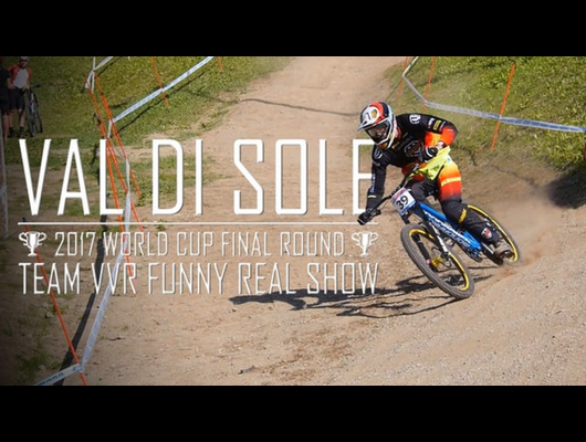 - TchoukTV // Val Di Sole / Team VVR Funny Real Show -
