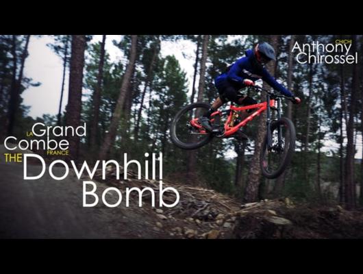 - TchoukTV // La Grand Combe / The Downhill Bomb / Anthony Chirossel -