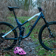"NS Bikes Define 2 130mm 2019 ""Fancy dots"" 29 wheels size L"