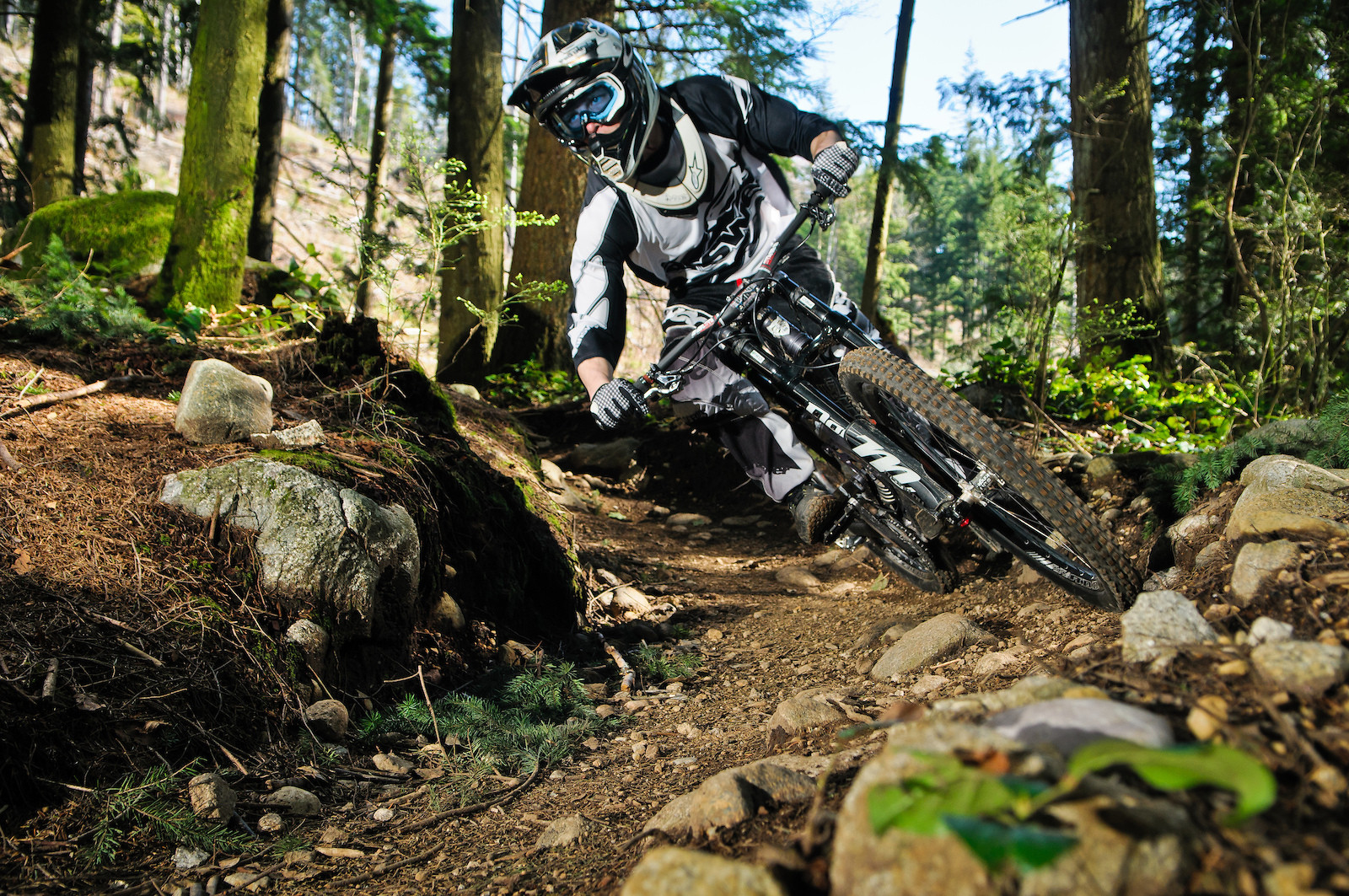 Look ahead - dave-m - Mountain Biking Pictures - Vital MTB