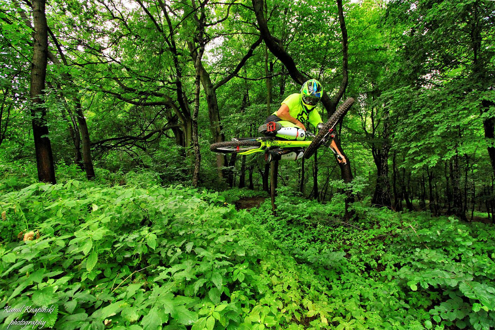 Green Screan  - Tafi92 - Mountain Biking Pictures - Vital MTB