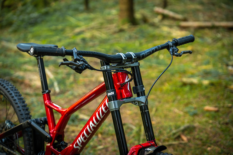 """2021 Specialized Demo Race """"Red Baron II"""""""