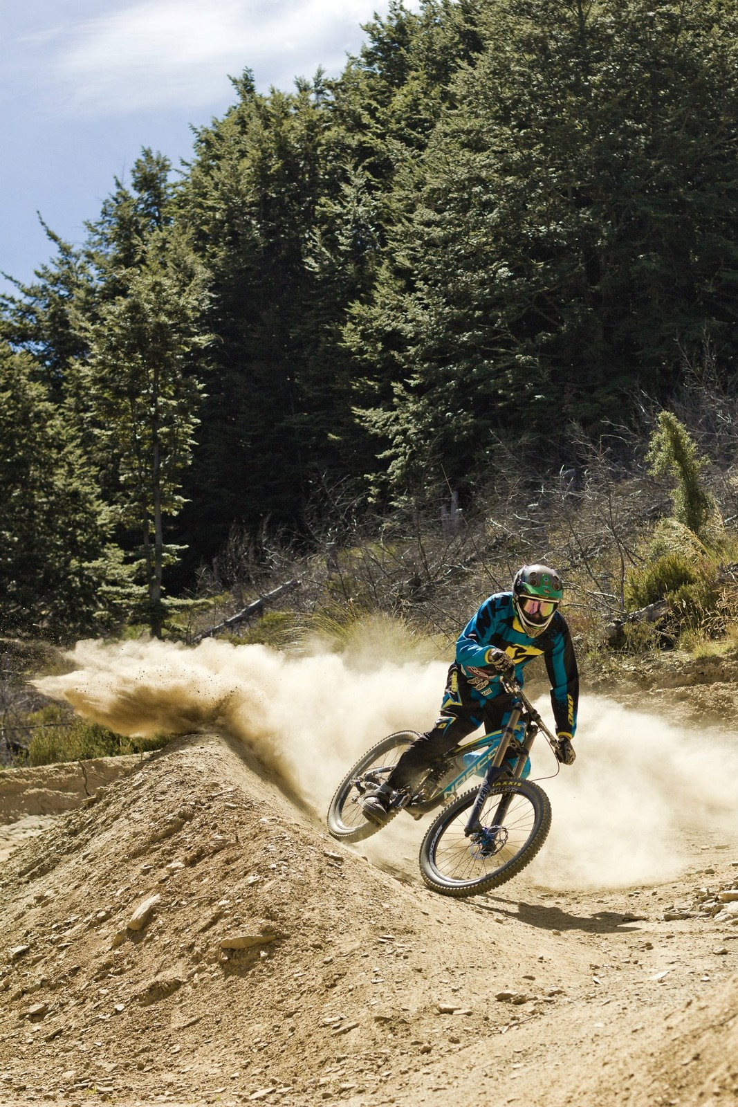 Chris roostin - Banditdh - Mountain Biking Pictures - Vital MTB