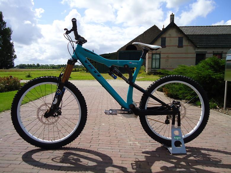 YETI Asr-7 - spreukenkoning's Bike Check - Vital MTB