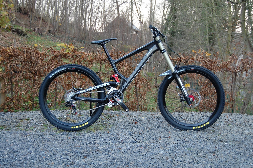 Antidote Lifeline DH Carbon