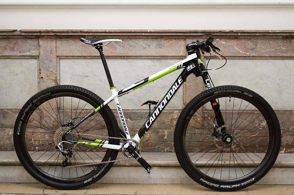 Cannondale F29 TEAM