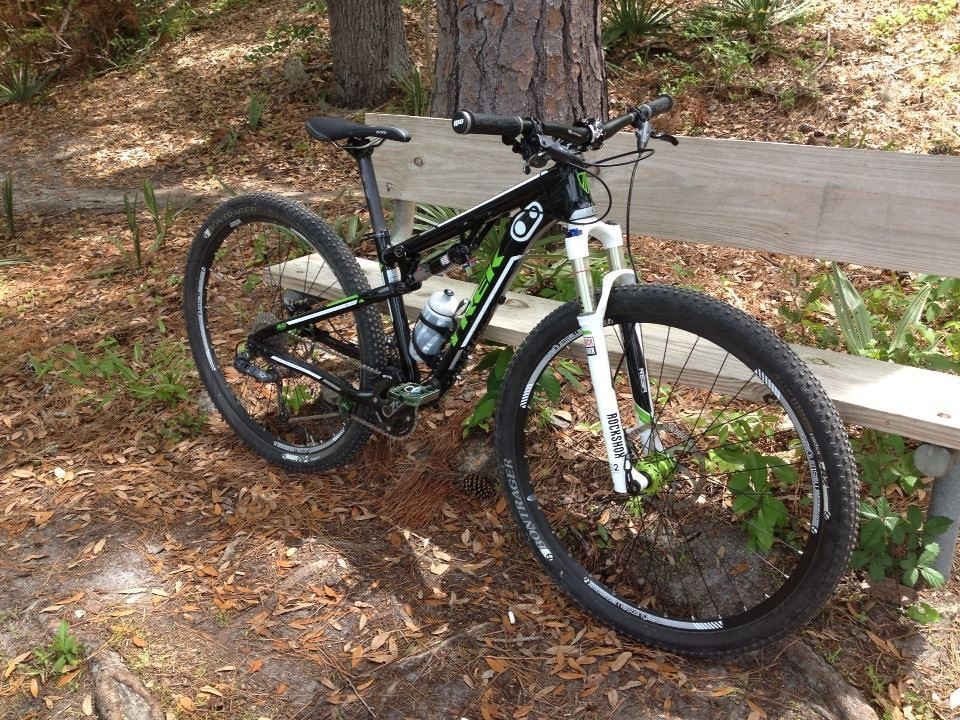 Trek Superfly - Logic - Mountain Biking Pictures - Vital MTB