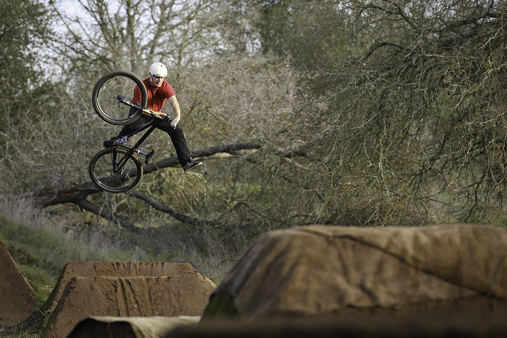 One Footed Table - Zach Youngberg - Mountain Biking Pictures - Vital MTB