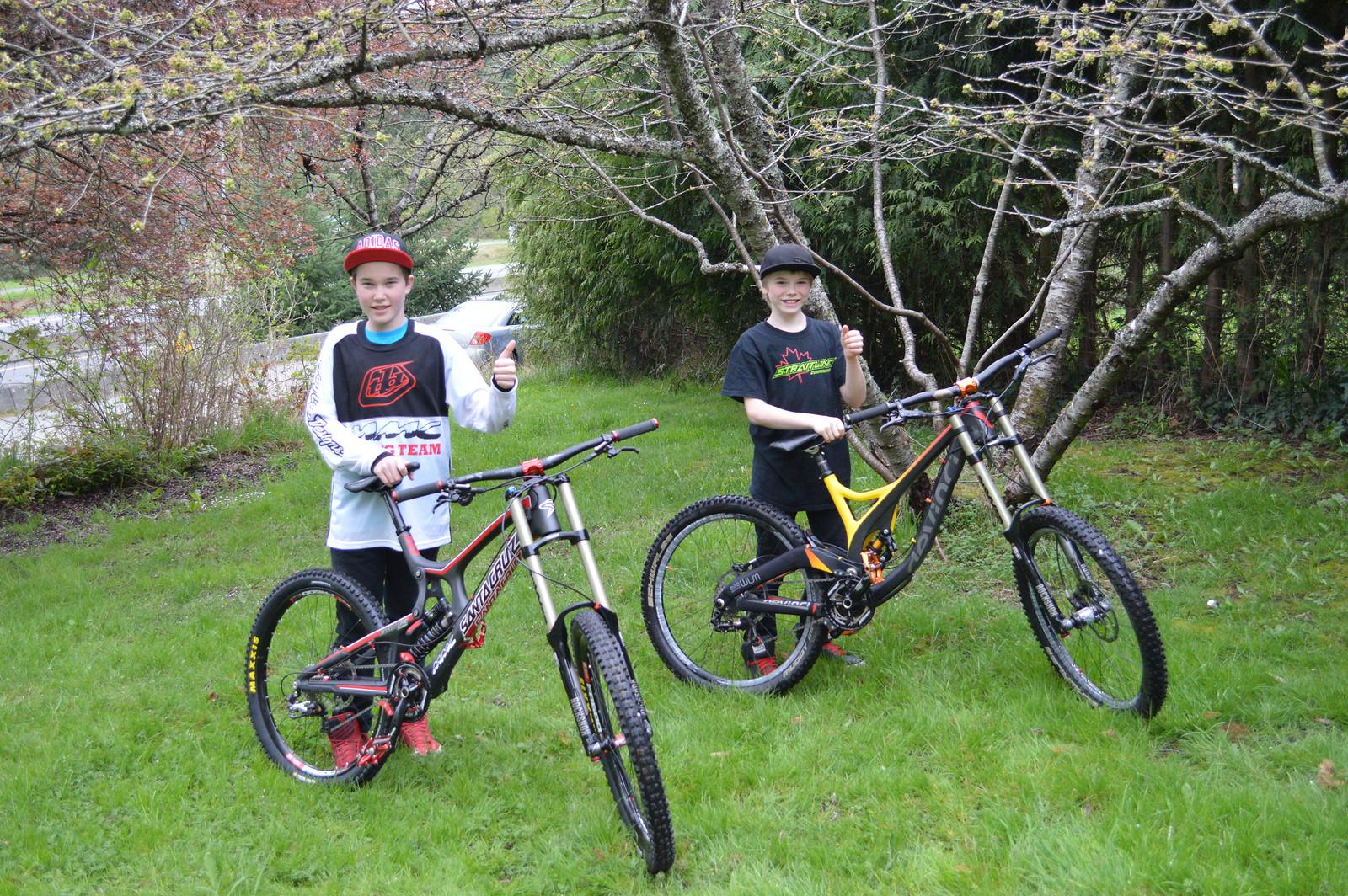 My boy's - shea.markle - Mountain Biking Pictures - Vital MTB