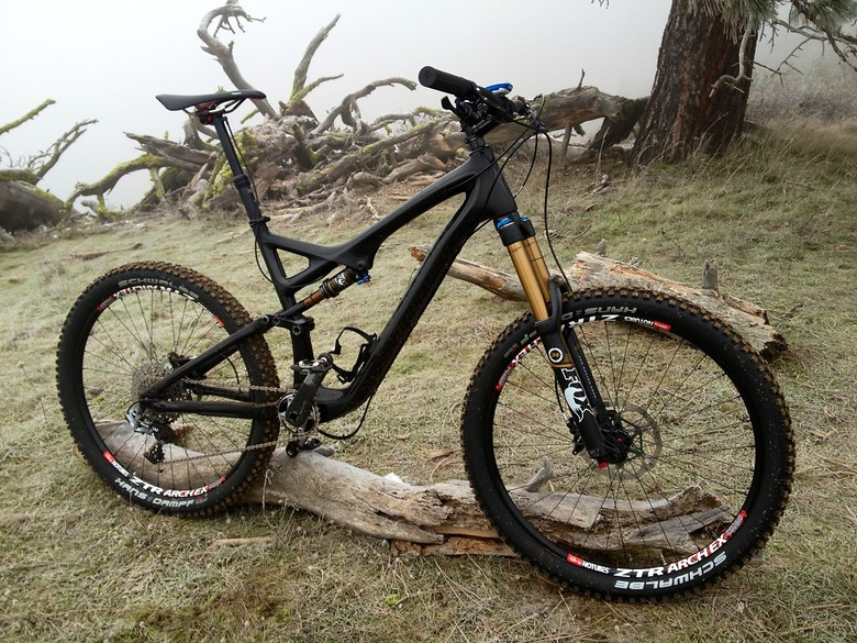 2013 Specialized Stumpjumper FSR Expert Evo Custom